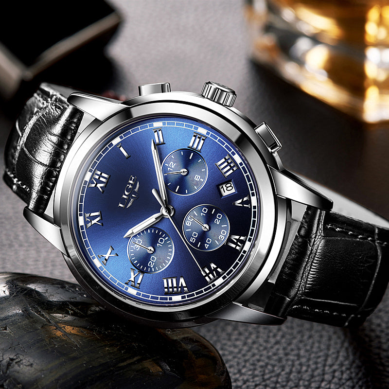 Luxury Brand Chronograph Men Sports Watches