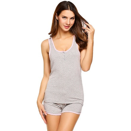 Short Sexy Pajamas Nightwear