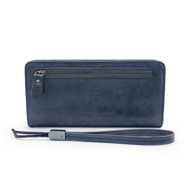 Leather Famous Designer Luxury Wallet