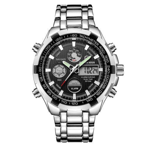Luxury Brand Waterproof Military Sport Watches