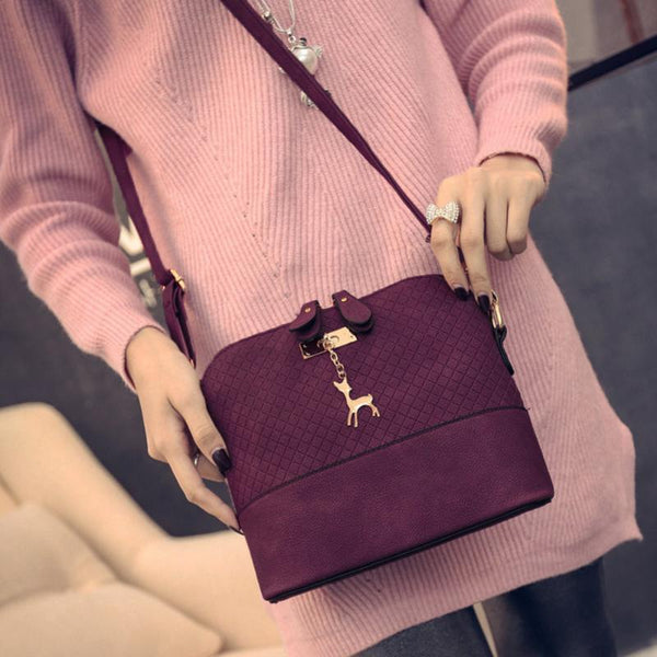 Fashion Mini Bag With Deer Toy