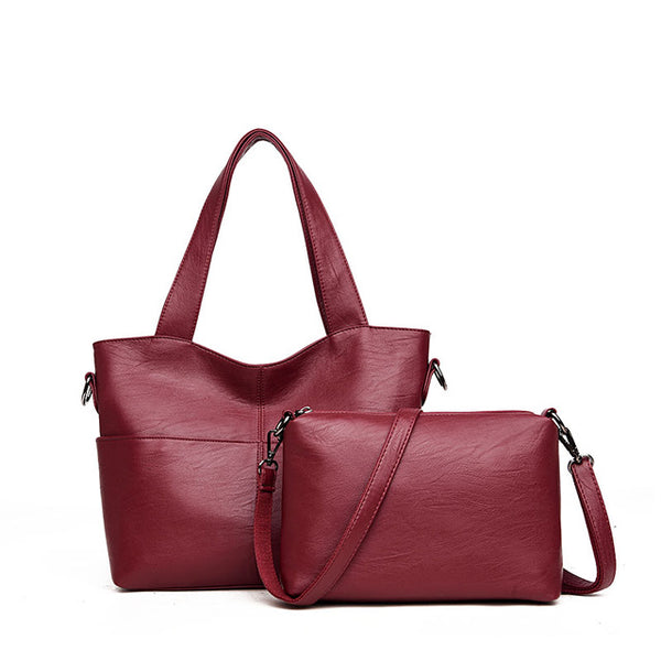 Leather Women Shoulder Bags