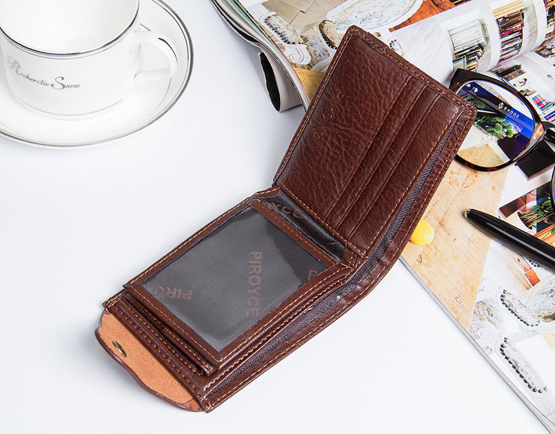 Small Multifunction Purse Wallets