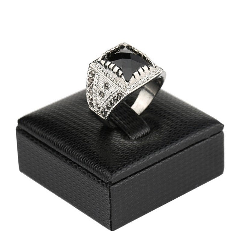 Classic Vintage Real Silver Plated Rings