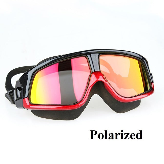 Swimming Anti-Fog UV Comfortable Goggles