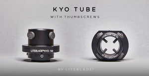 All about the KYO TUBE attachement system.