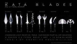 ART KIT 12 / Kata Blade