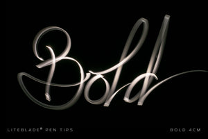 BOLD PEN TIPS