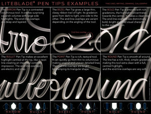 BEZEL PEN TIPS