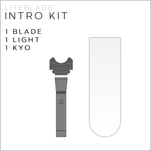 INTRO KIT / 1LITEBLADE + 1LIGHT + 1KYO
