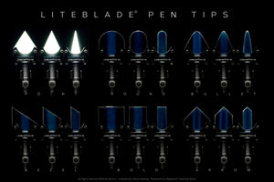POINT PEN TIPS