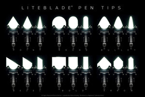 18 LITEBLADE PEN TIPS
