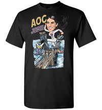 AOC the Queen of New York Tee
