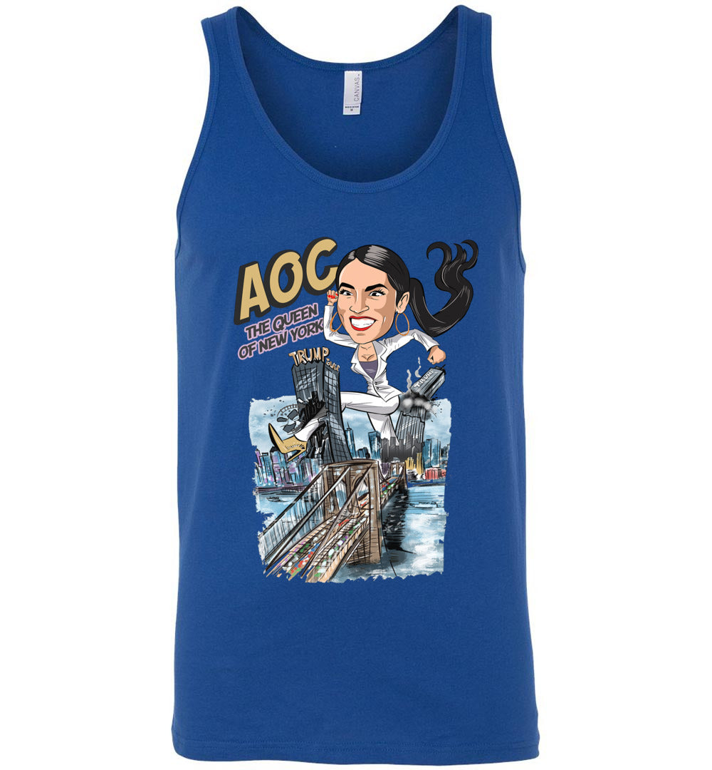 AOC The Queen of New York - Tank