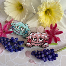 Shishido Puppy Pin Set
