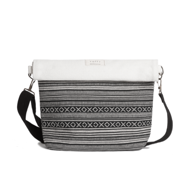 Zigzag Rollie Bag