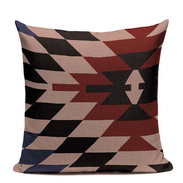 Indian Style Cushion Cover