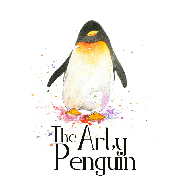 The Arty Penguin