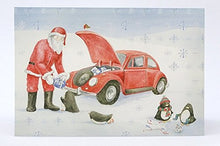 Beetle inspired Christmas cards