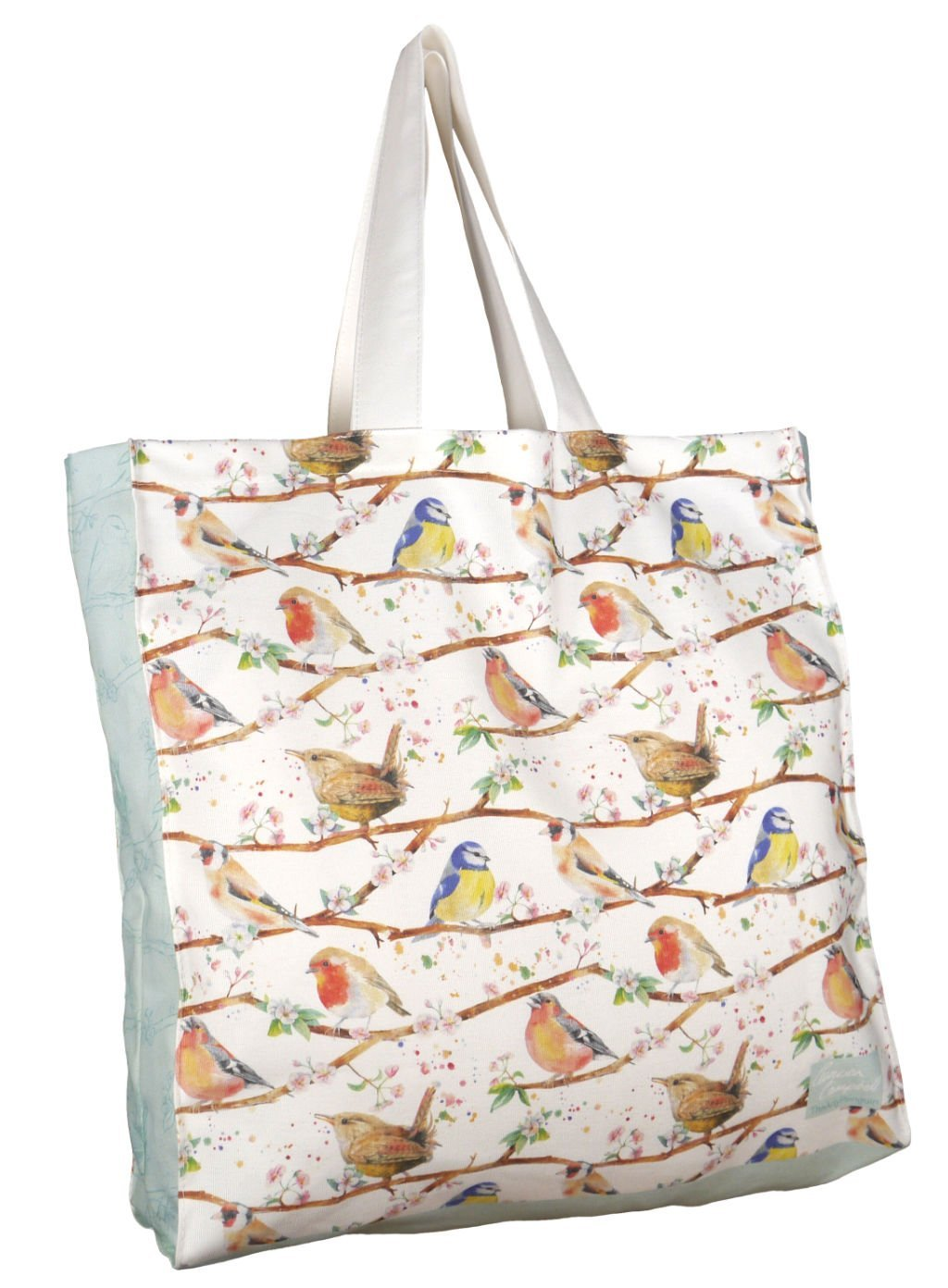 Garden Birds Tote Bag