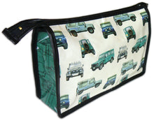 Land Rover Defender Inspired Toiletry Wash Bag