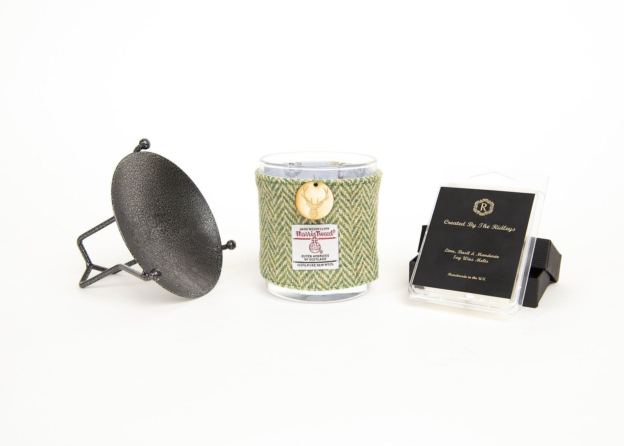 Candle and Wax Melter Gift Set
