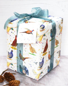 Game Bird Wrapping Paper