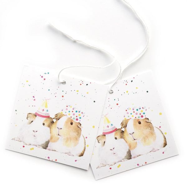 Guinea Pig Party Gift Wrapping Paper
