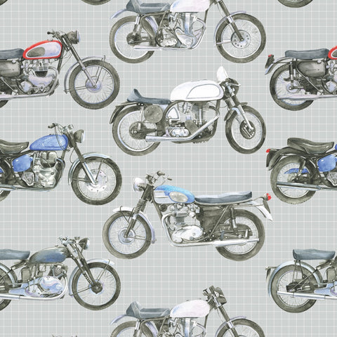 Motorbike Wrapping Paper