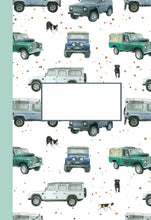 Land Rover Defender Jotter