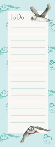 "Puffin ""To Do"" Memo Pad"