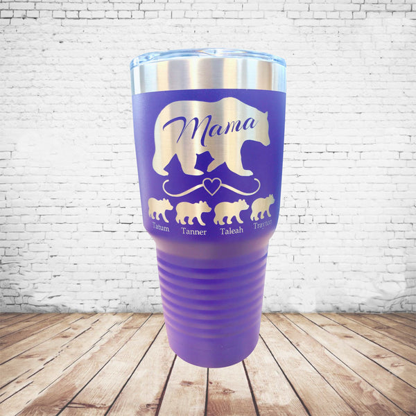 Mama Bear Insulated Tumbler