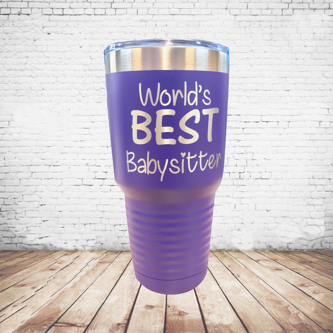 World's Best Babysitter Insulated Tumbler