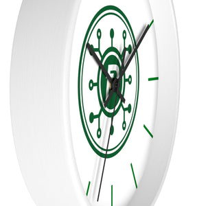 Pot Coin Wall Clock - Bitcoin Merch Outlet