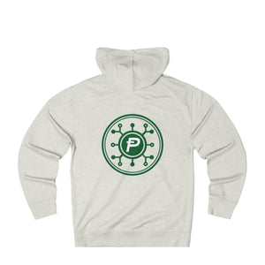 Unisex Terry Pot Coin Hoodie - Bitcoin Merch Outlet