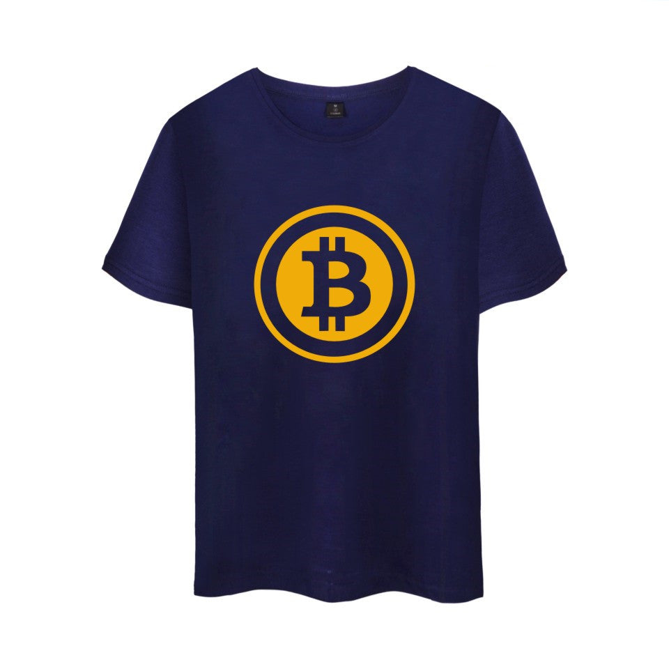 Bitcoin Short Sleeve T-Shirt - Bitcoin Merch Outlet