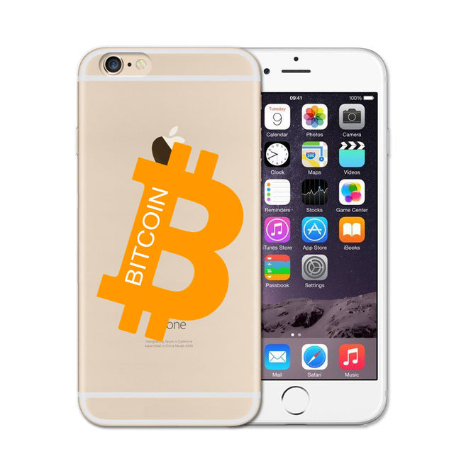 Bitcoin IPhone Case - Bitcoin Merch Outlet
