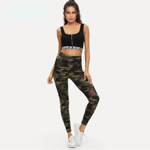 Camo Sport Leggings
