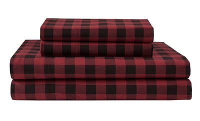 Buffalo Plaid Red