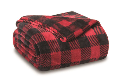 Buffalo Check-Red