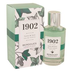 1902 Lierre & Bois Eau De Toilette Spray By Berdoues