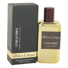 Gold Leather Pure Perfume Spray By Atelier Cologne