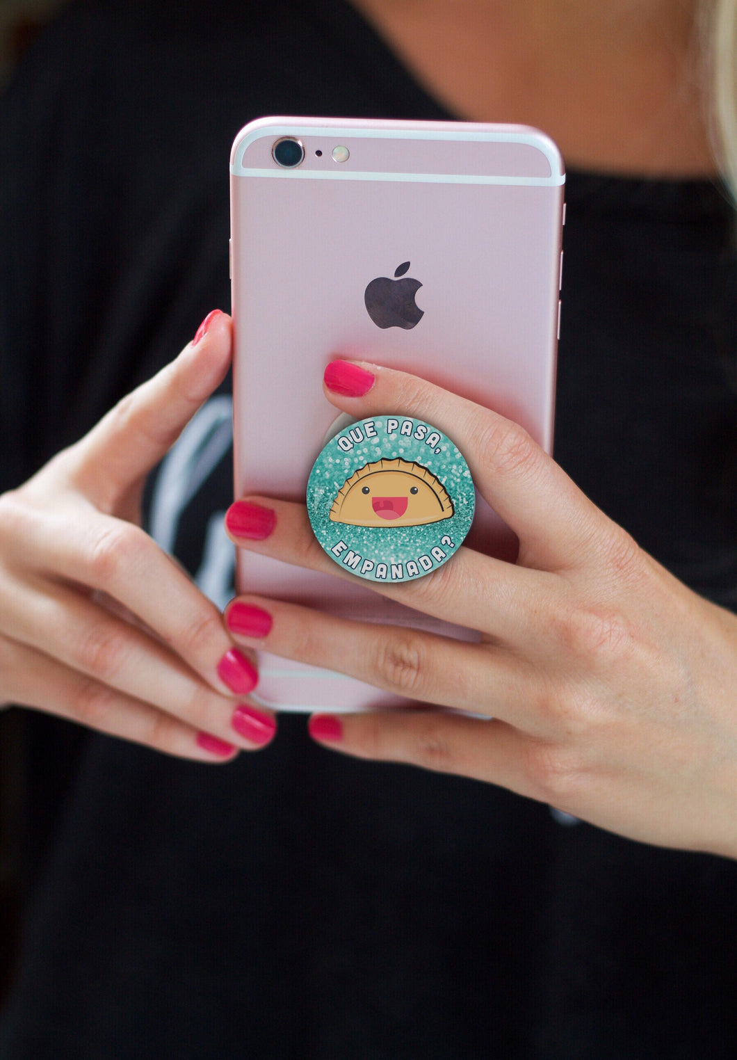 Empanada Pop socket