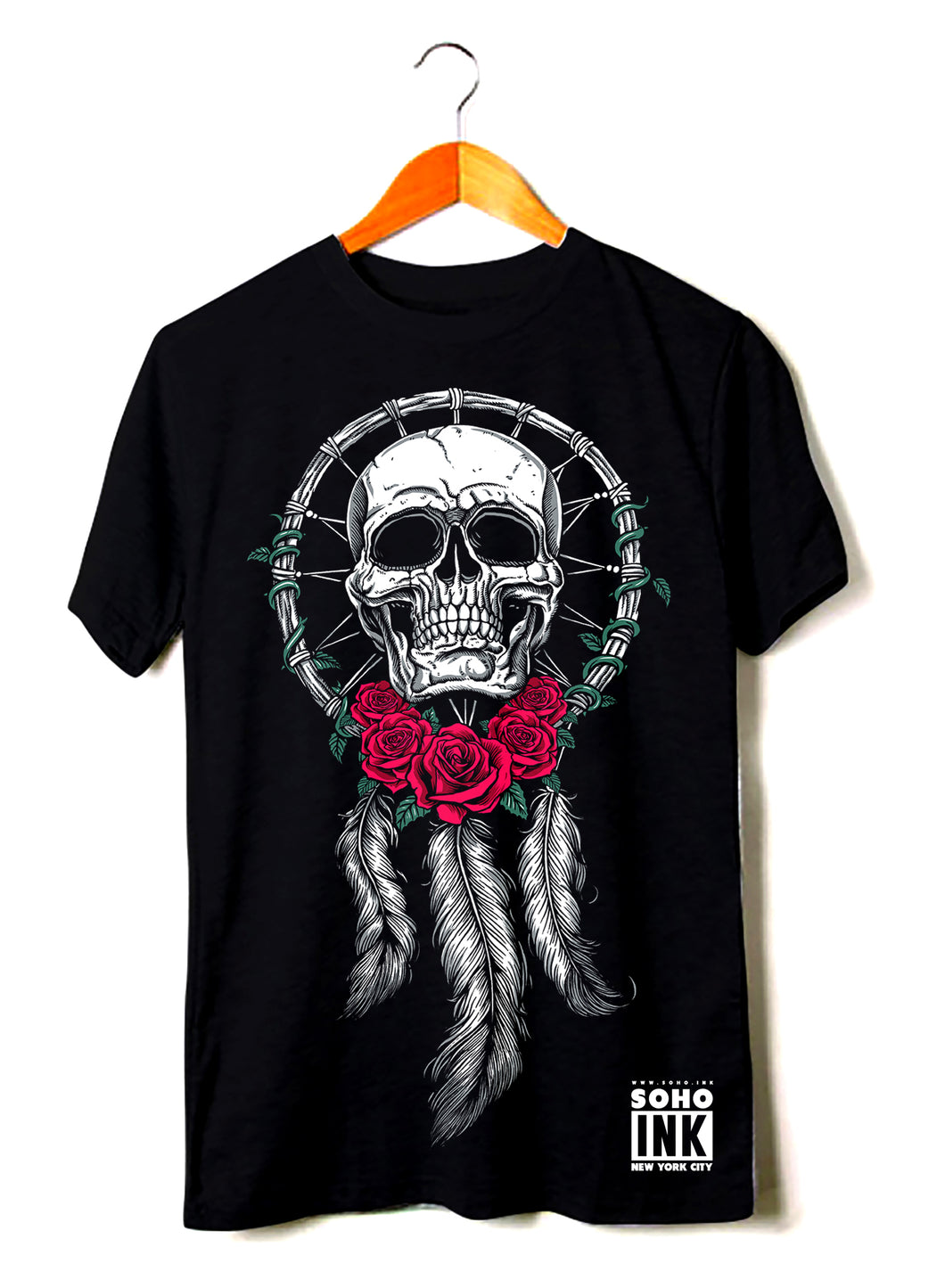 Dream Catcher - SohoInk Clothing Merchandise