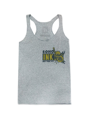 Soho Ink Tank Top - SohoInk Clothing Merchandise