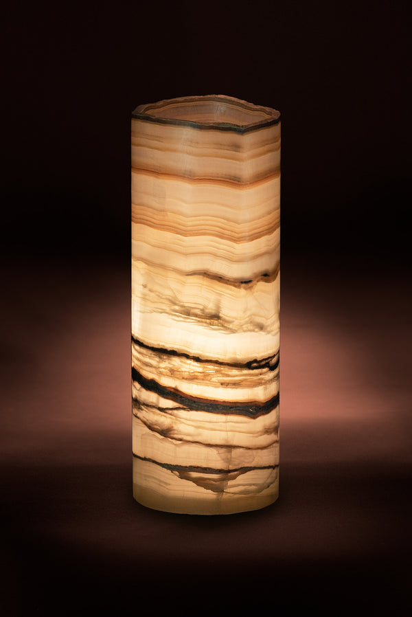 Luray Cylindrical Table Lamp