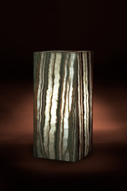Luray Cube Floor Lamp Collection