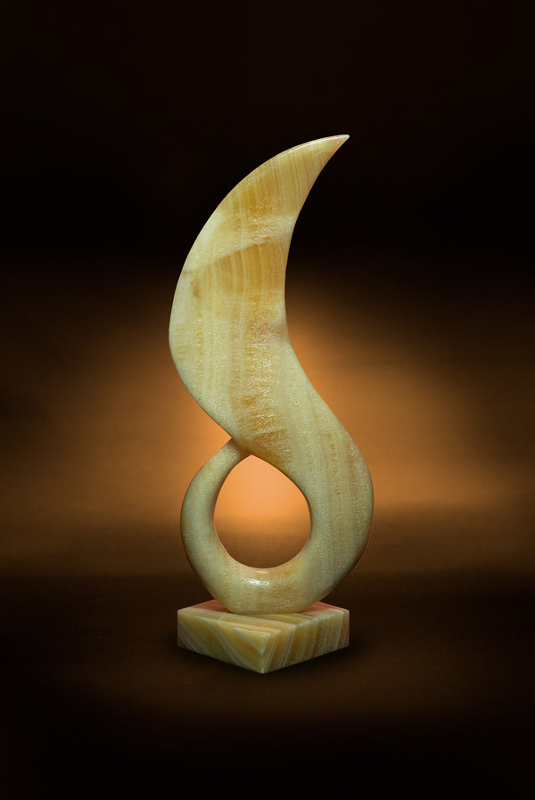 Miel Sculpture Abstract