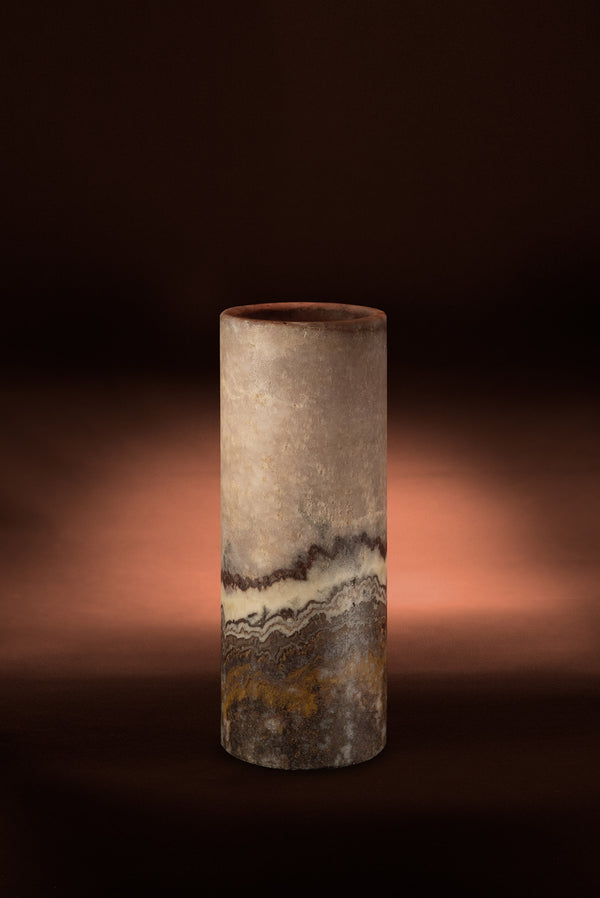 Sedona Cylindrical Table Lamp