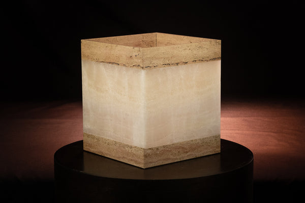 Glacier and Travertine Box